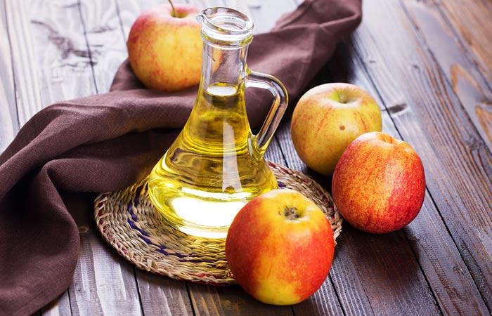 #5 – Apple Cider Vinegar Wrap