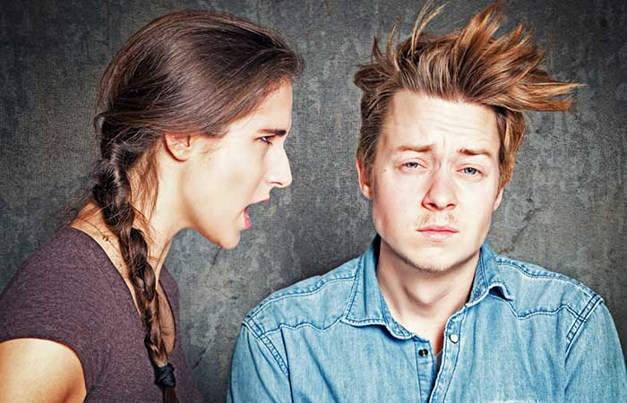 5. Cribbing women who complain about their ex
