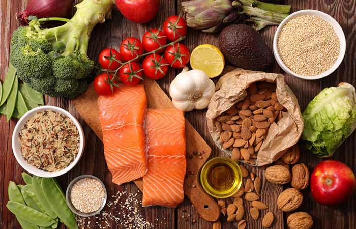 5. Eat Healthy