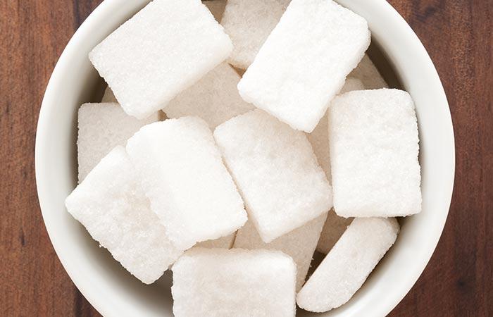 5. Sugar Cubes