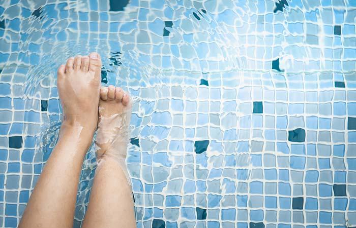 #6 Swimming