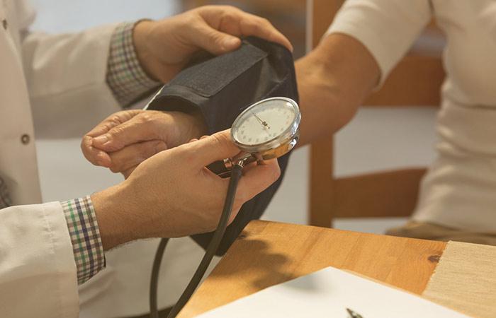 7. Low Blood Pressure