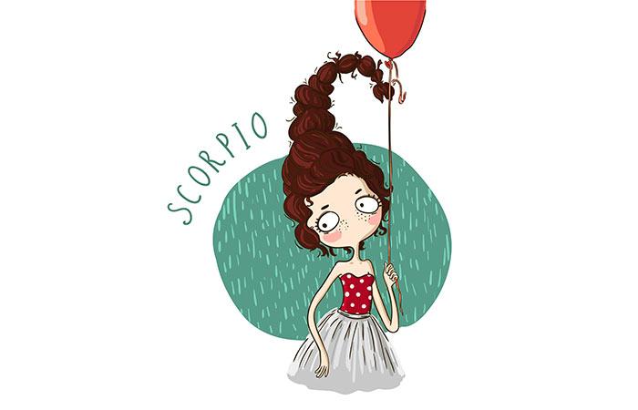 8. Scorpio (23 Oct – Nov 21)