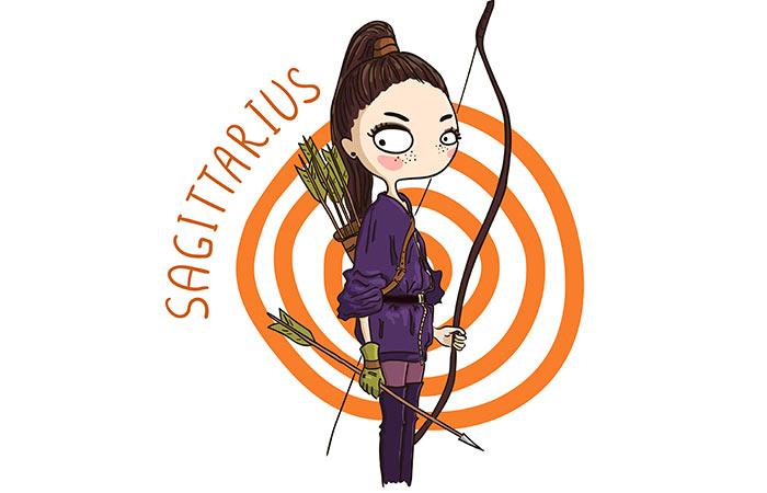 9. Sagittarius (22 Nov – 21 Dec)