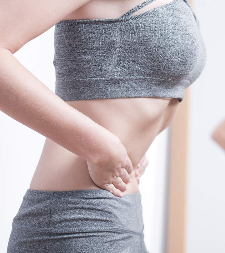 Do You Have A Little Bit Of Belly Fat? Here Is Why It Is Actually Good For Your Health!