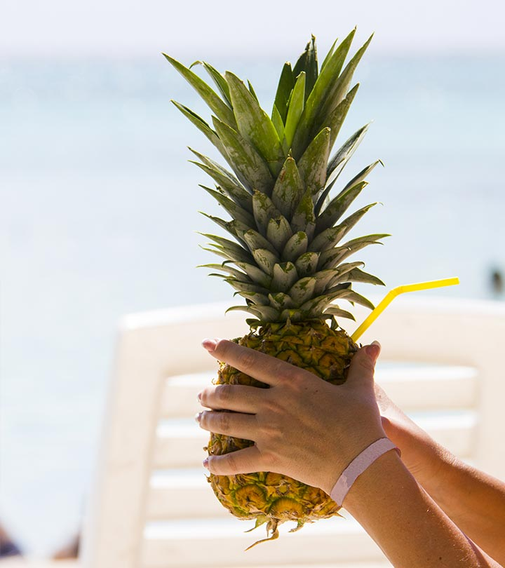 Do You Throw Pineapple Peels Away? Here Are 6 Reasons Why You Should Never Do It Again