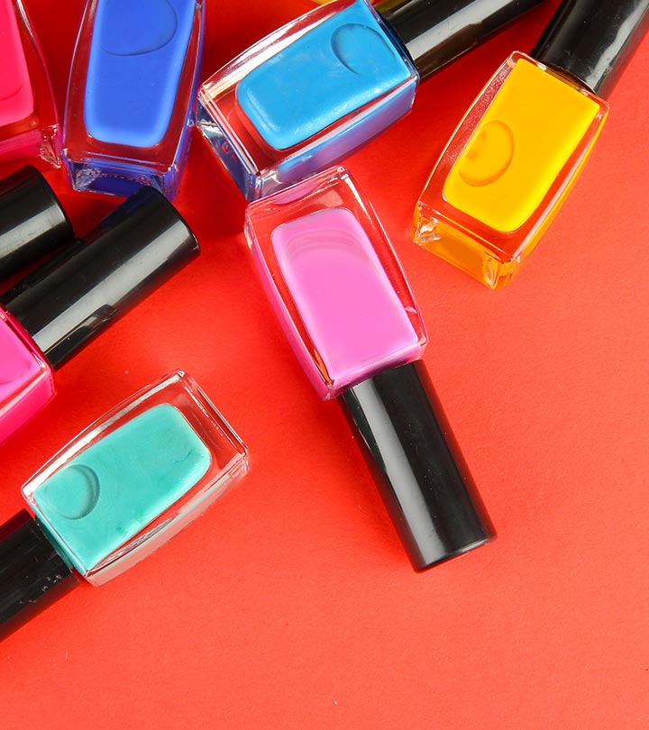 Here Is What Your Nail Polish Color Says About Your Personality!