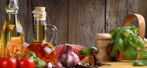 Mediterranean Diet With Menu Plan