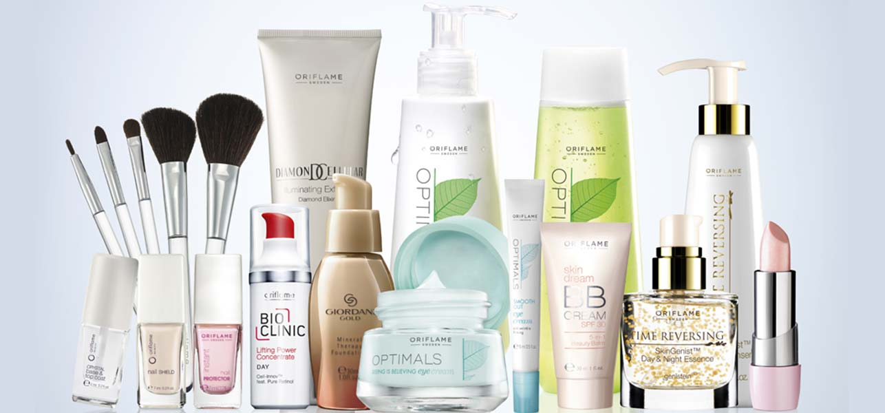 2014 New Skin And Hair Products