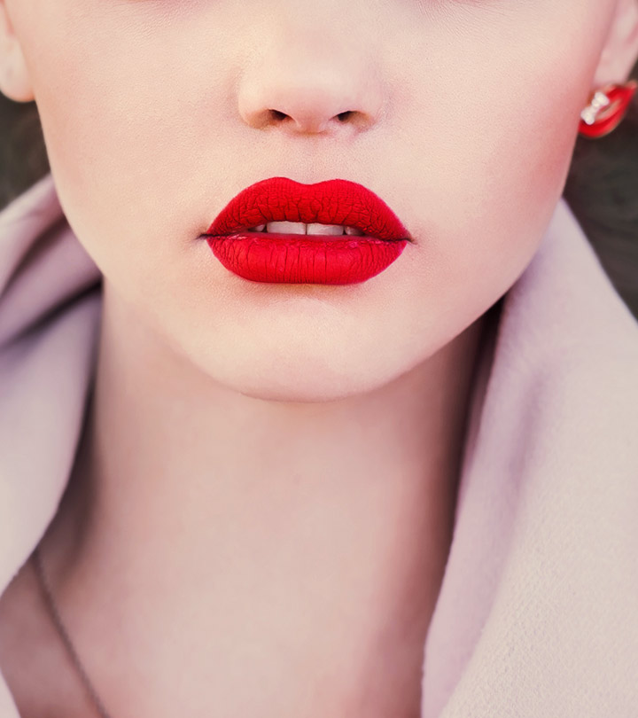 The Perfect Female Lips, According To Men
