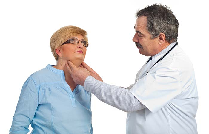 1. Inflammation Of The Neck