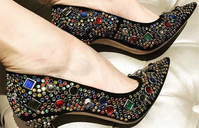 most expensive shoes - Miu Miu