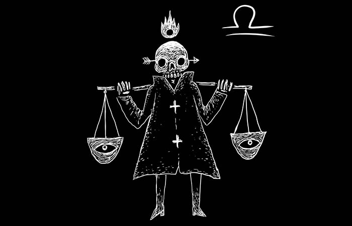 10. LIBRA (23rd September – 22nd October) Fears Hurting Others