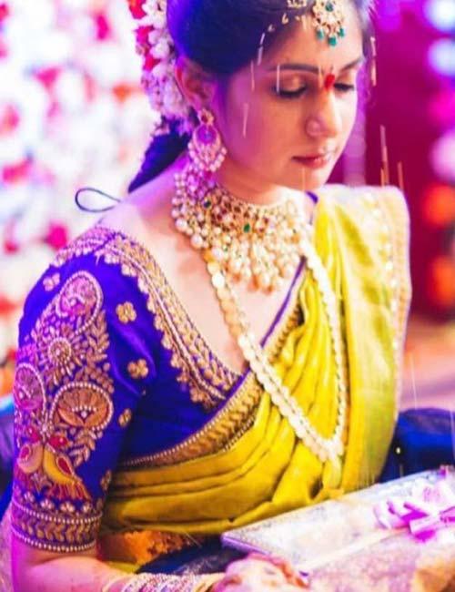 13. Ganesh Nallari Couture Chic Pea Studios