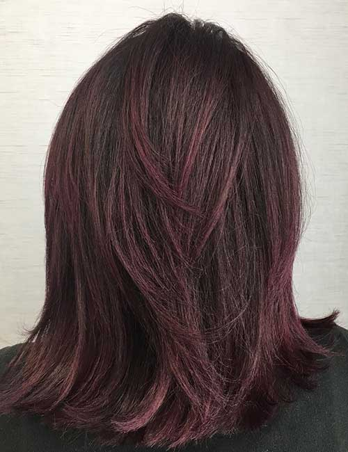 16. Mauve All Over Highlights