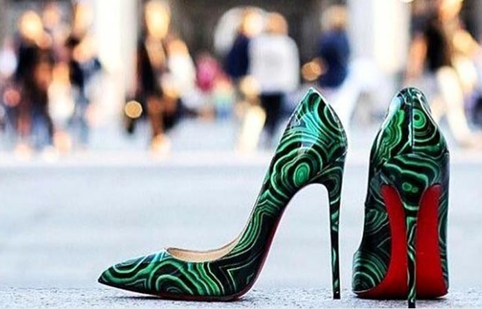 most expensive shoes - Christian Louboutin