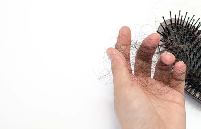2. Hairfall and Thinning