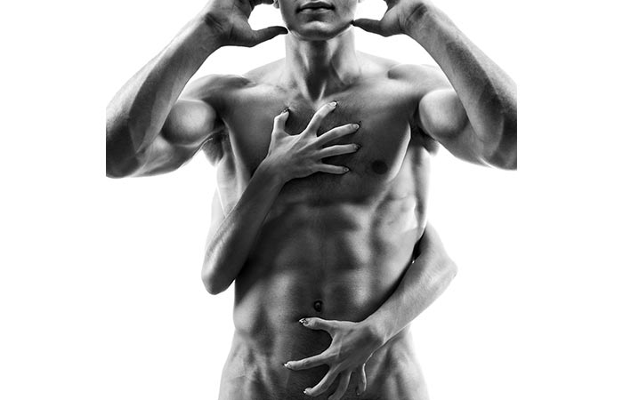 2. His Hot Bod