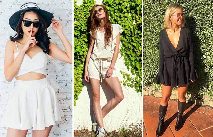 2. Rompers Or Playsuits - Come A Long Way