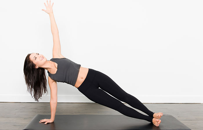 best 7 yoga for beginners for toning arms poses