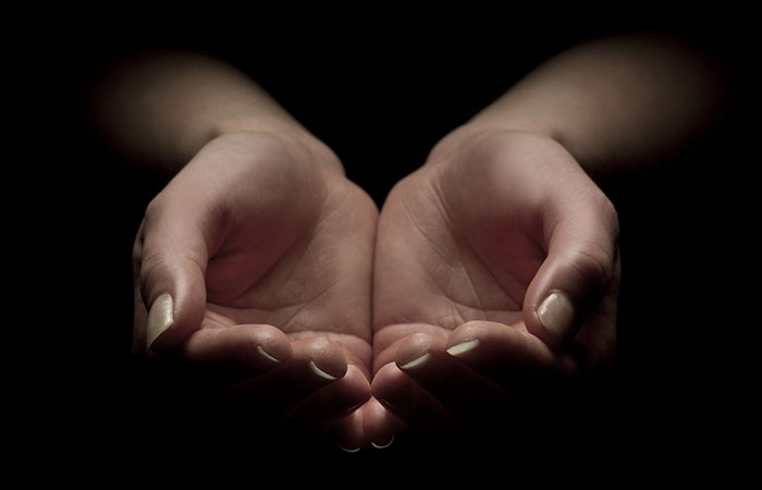 3. If Your Left Palm's Line Is Lower Than Your Right Palm's