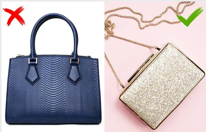 4.-Don't-Carry-Huge-Bags-Do-It-With-A-Clutch