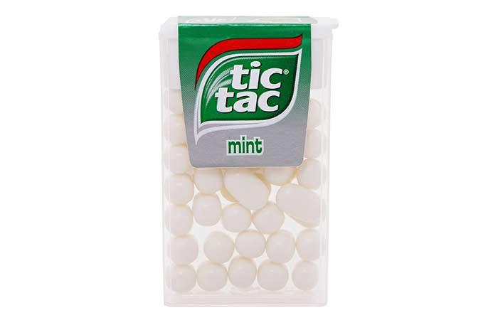 5. The Tic Tac Conundrum