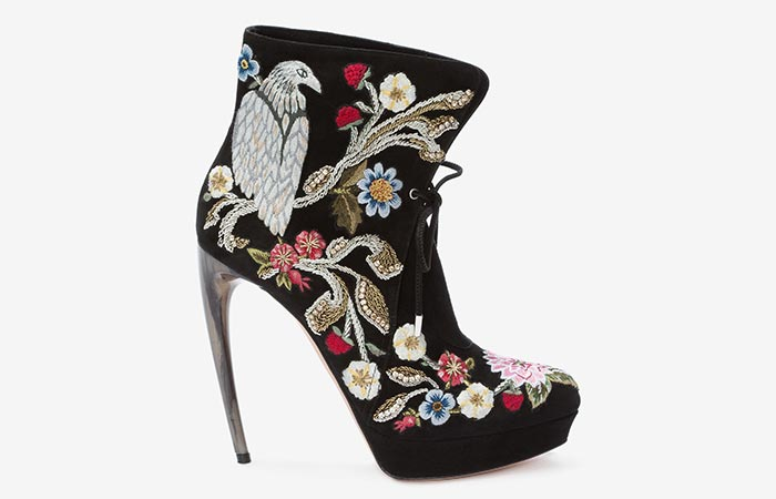Most Expensive Shoes - Alexander Mcqueen