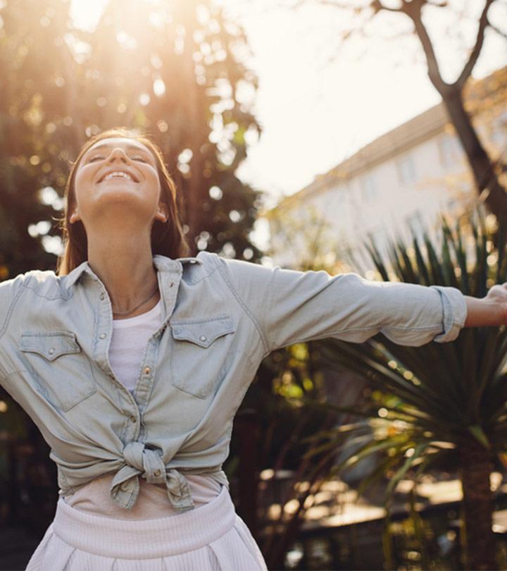 7 Best Yoga Poses To Relieve Allergic Rhinitis