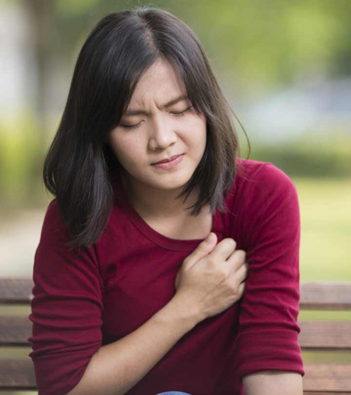 7 Best Yoga Poses To Relieve Chest Pain