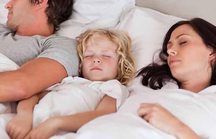 7. Keep The Bedroom Kid-Free