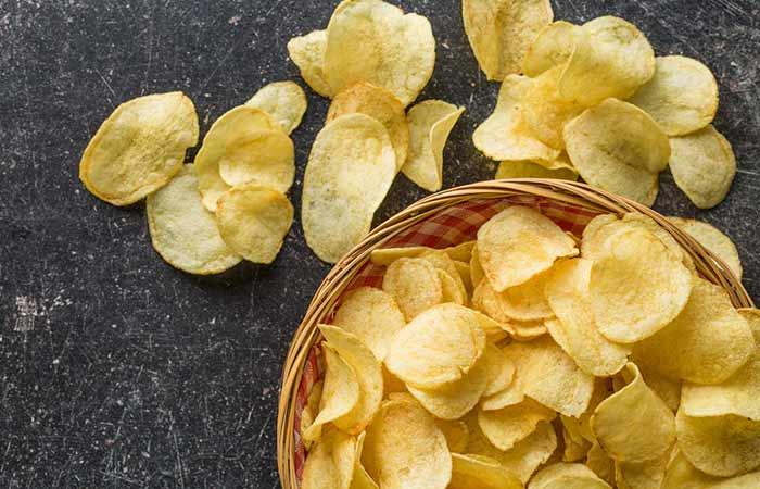 7. Potato Chips