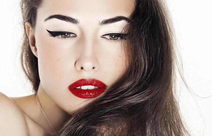 7. The Ultimate Winged Eyeliner Technique