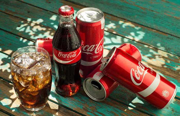8. Coca Cola