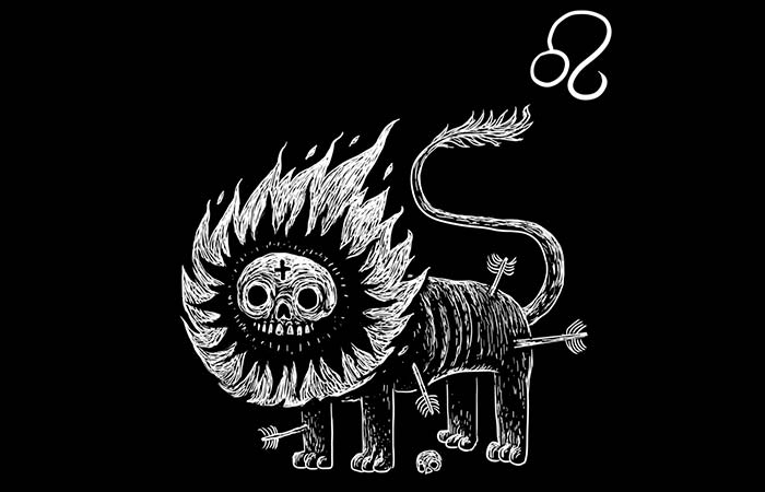 8. LEO (23rd July – 22nd August) Fears Mediocrity