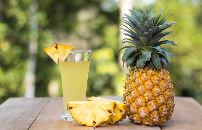 Myth 1 Pineapple Juice Promotes Weight Loss