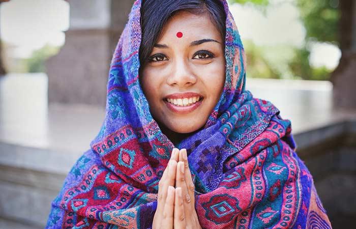 The Usage Of Namaste