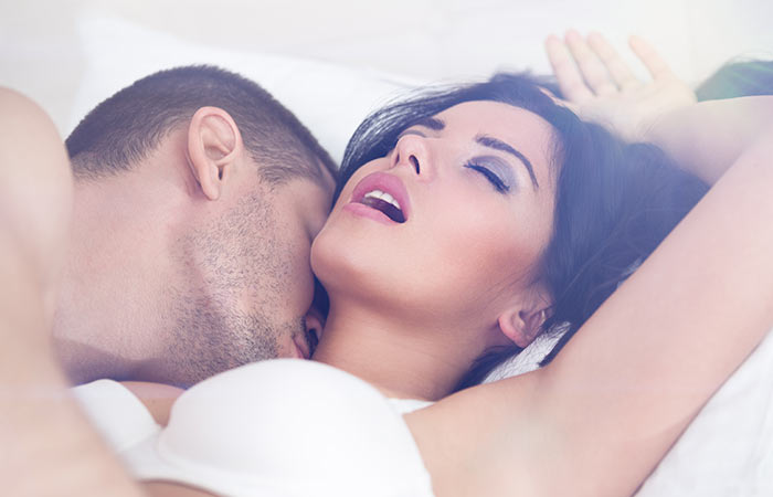 This Is The Best Time To Have Sex... Research Reveals