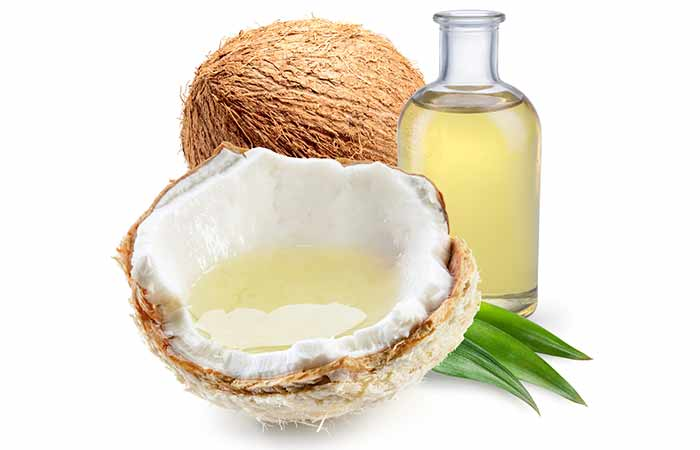 Using Coconut Oil