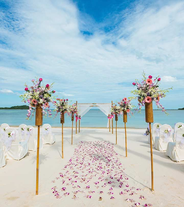 What To Wear To A Beach Wedding - Dos And Don'ts