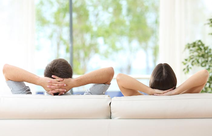 1. Arguing Is A Sign of Comfort In A Relationship