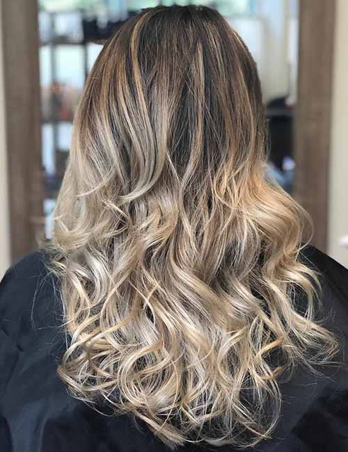 Top 25 Light Ash Blonde Highlights Hair Color Ideas For