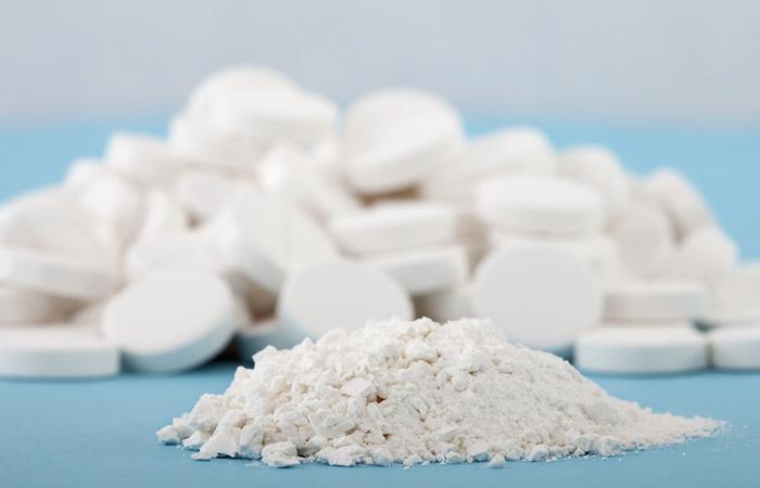 1. Aspirin Paste