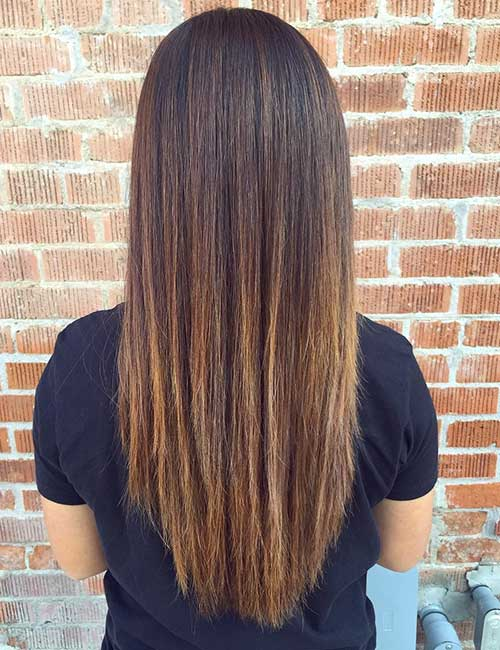 20 Marvelous Balayage Styles For Straight Hair The Minted Beauty