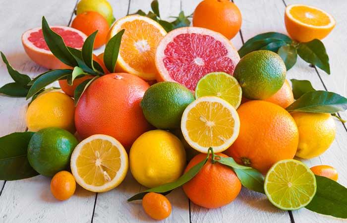 10. Peeling Citrus Fruits Effortlessly