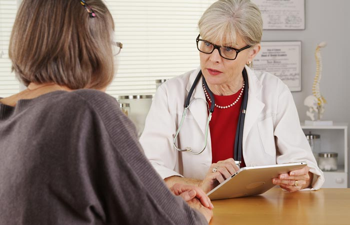 Weight Loss For Women Over 50 - Talk To Your Doctor