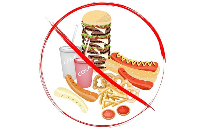 Lose Weight Naturally - Avoid Processed Food