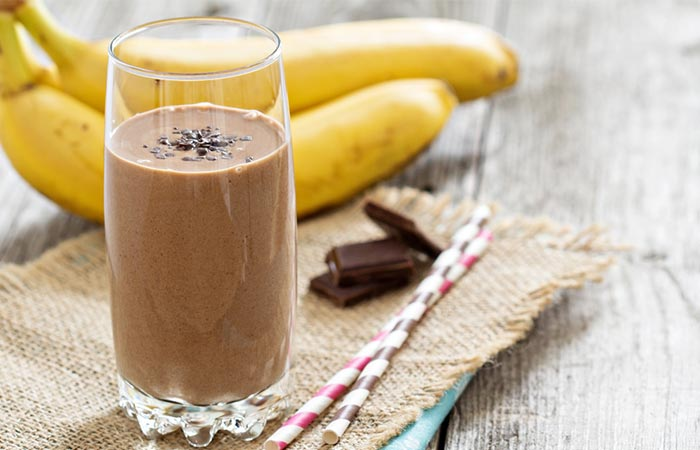 12. Chocolate, Peanut Butter, Banana