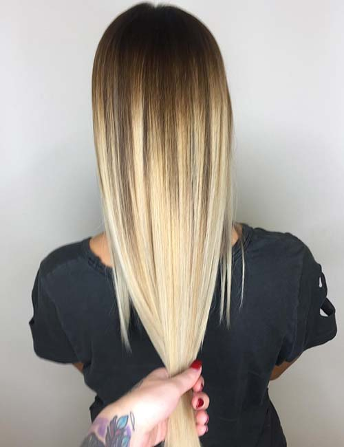 20 Amazing Brown To Blonde Hair Color Ideas