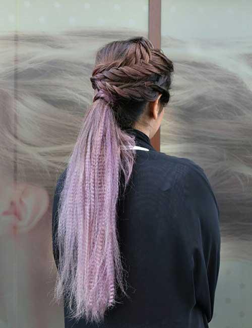 13. Classic Lavender Ombre